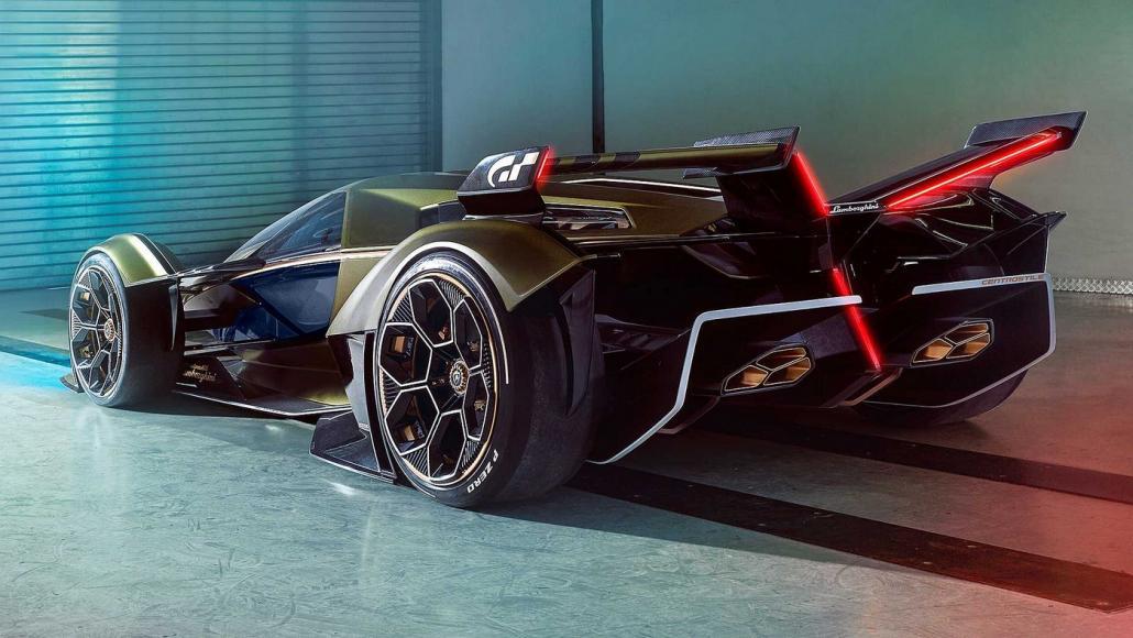 Lamborghini V12 Vision Gran Turismo Concept (6)