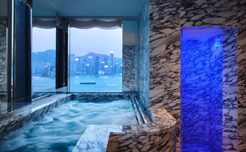 Rosewood Hong Kong has opened a 40,000 square foot urban wellness retreat -