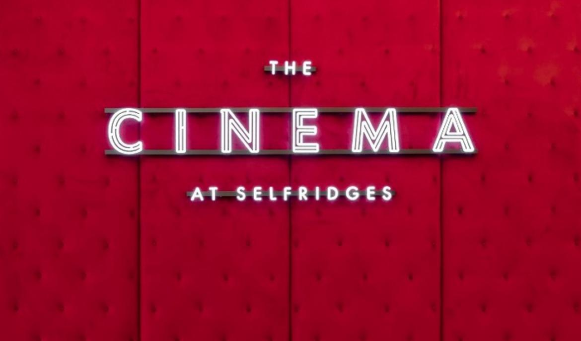 Selfridges opens the chicest place to watch a movie in London -