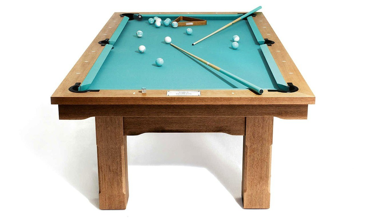 Tiffany Amp Co Is Selling A 95 000 Pool Table