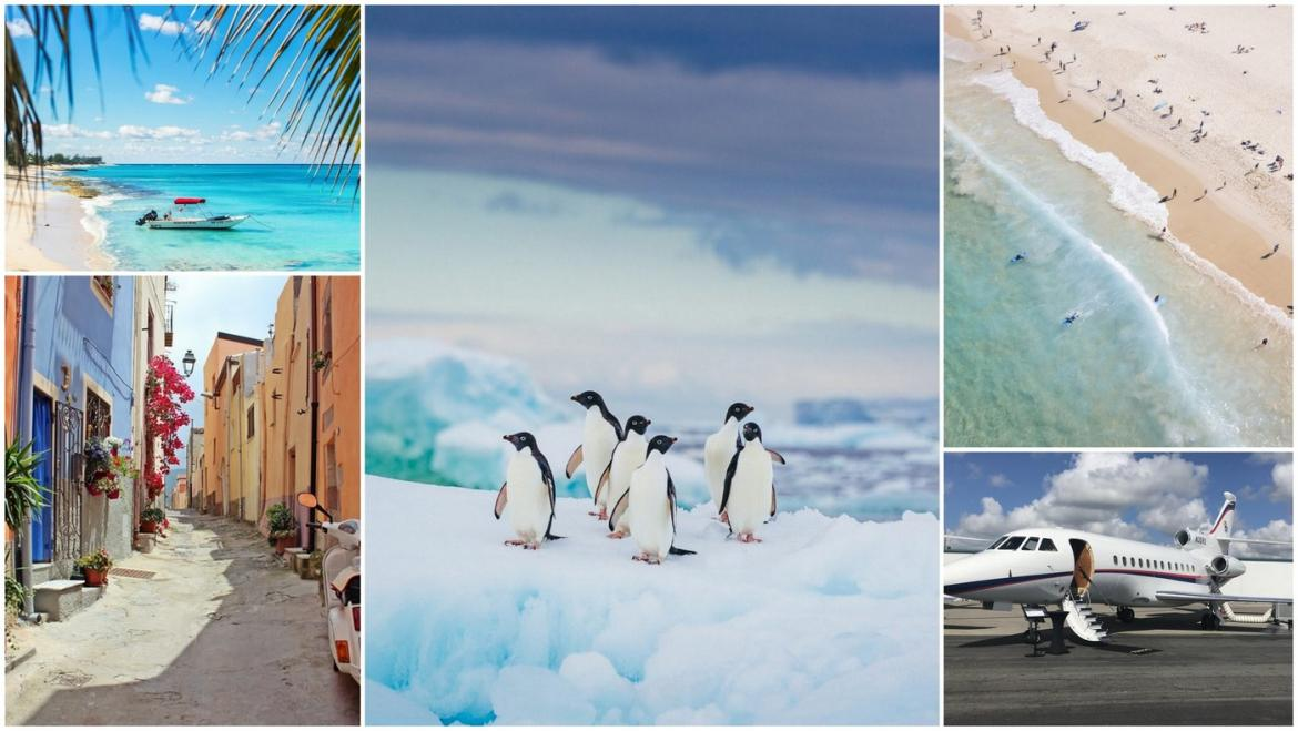 From sailing through the Panama canal to exploring Antarctica - These are the 9 most unique luxury travel experiences for 2020 -