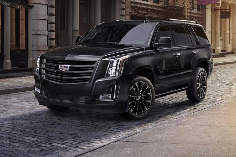 from the 2021 cadillac escalade to the tesla roadster