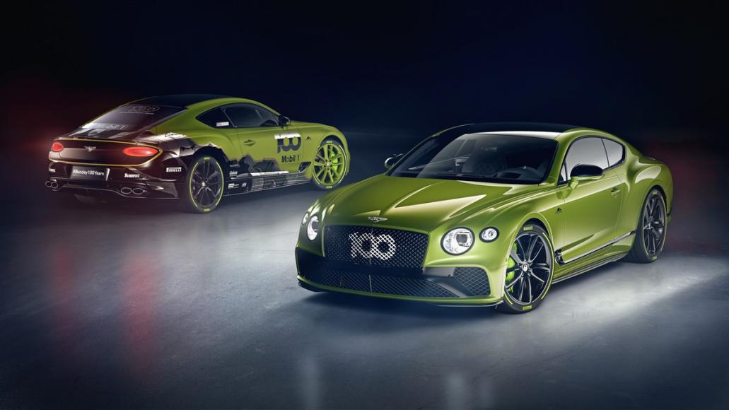 Bentley Continental GT Pikes Peak (1)