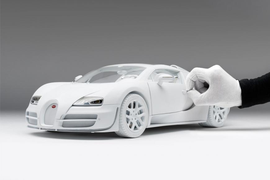 Bugatti Veyron Grand Sport - 6