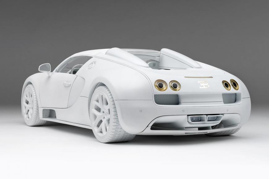 Bugatti Veyron Grand Sport - 7