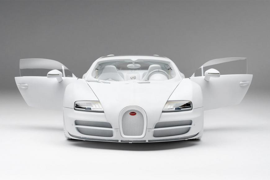 Bugatti Veyron Grand Sport - 8