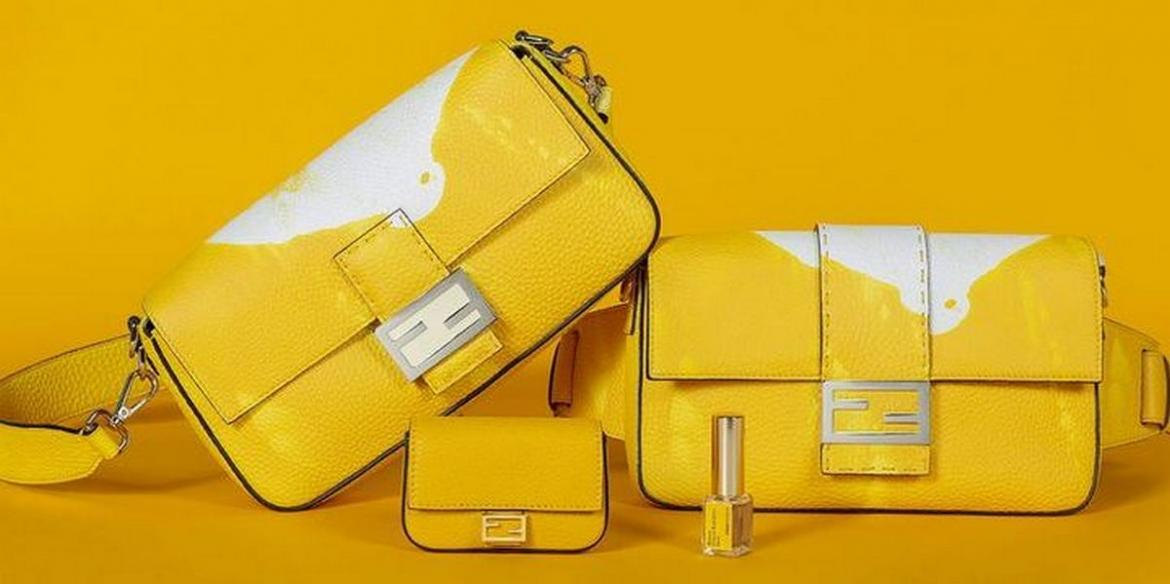 Fendi gets thumbs up with world's first fragrance-infused handbags -