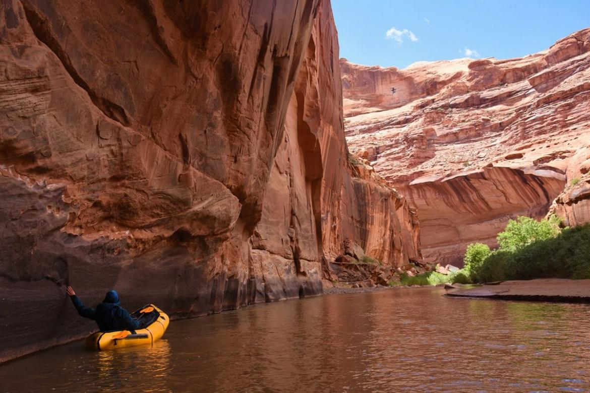 Experience the mighty Colorado in style with an adventurous rafting trip through the Grand Canyon -
