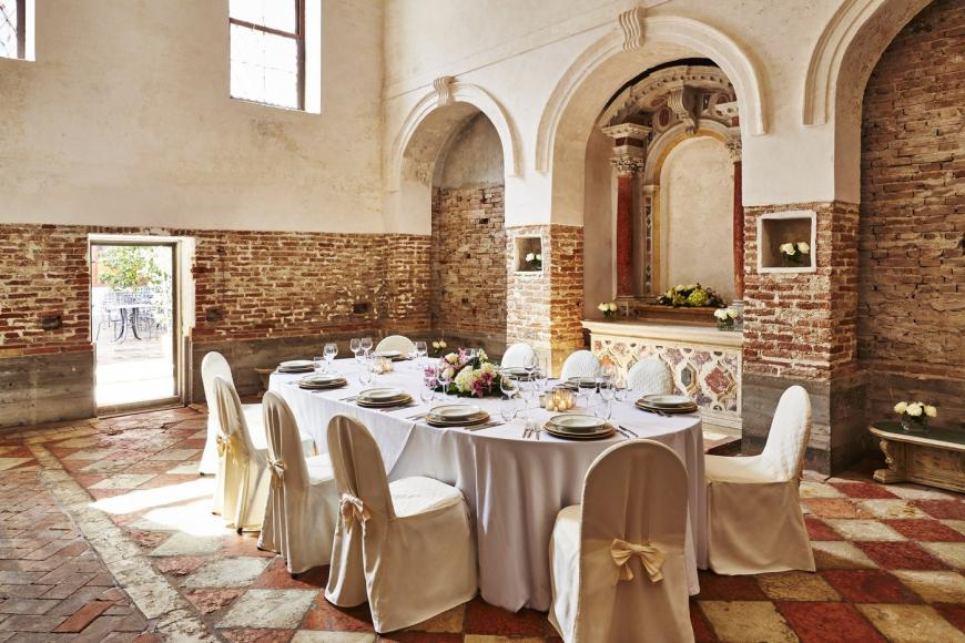 Kempinski Venice_Sacristy private dining II_2017