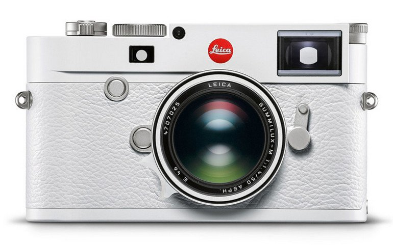 Leica M10-P White edition-2