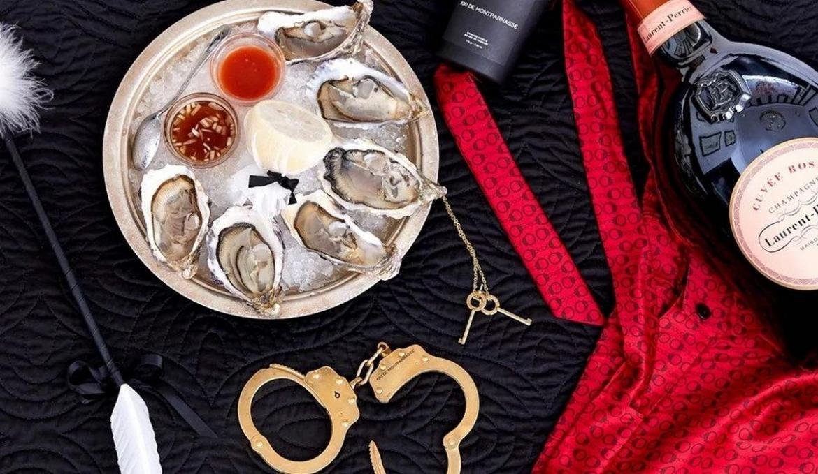 Gold handcuffs and leather whip included - This London hotel has an ultra-luxury kinky package to light up all your shades of grey -