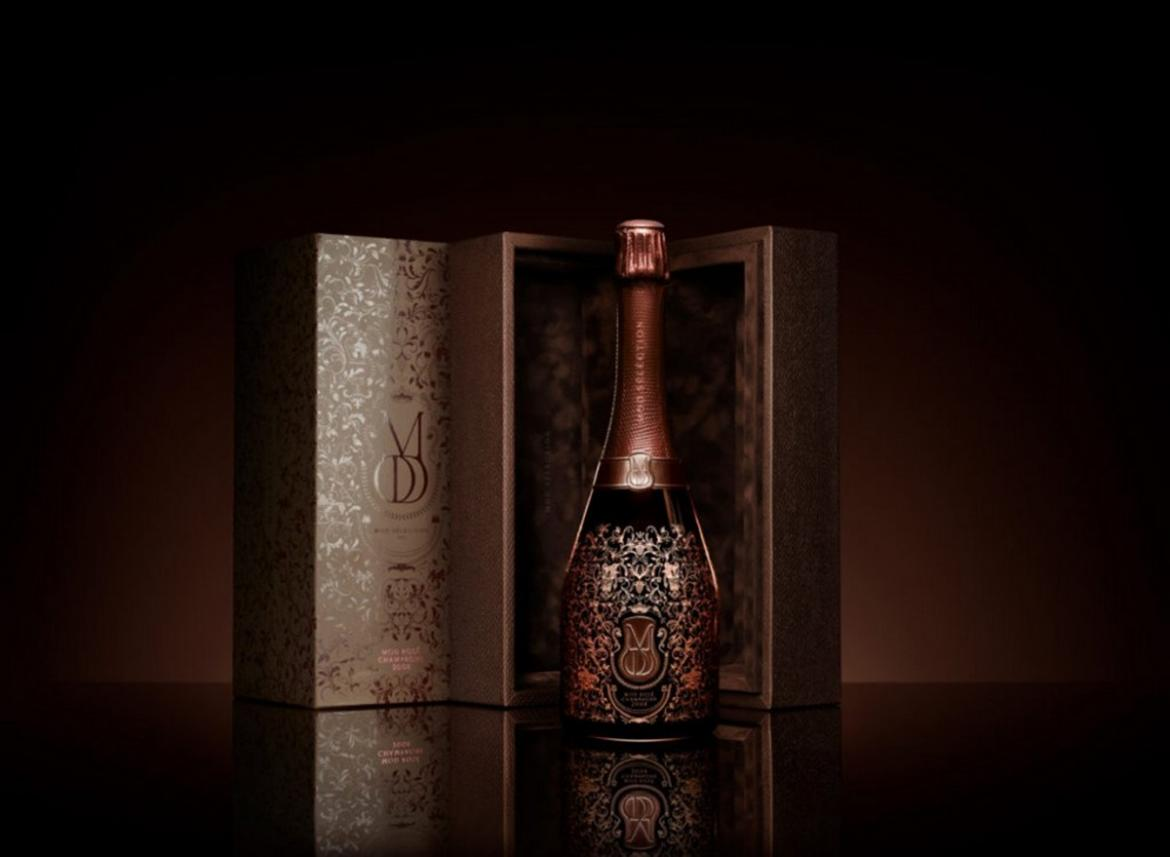 Drake has launched vintage champagne that costs $550 a bottle -