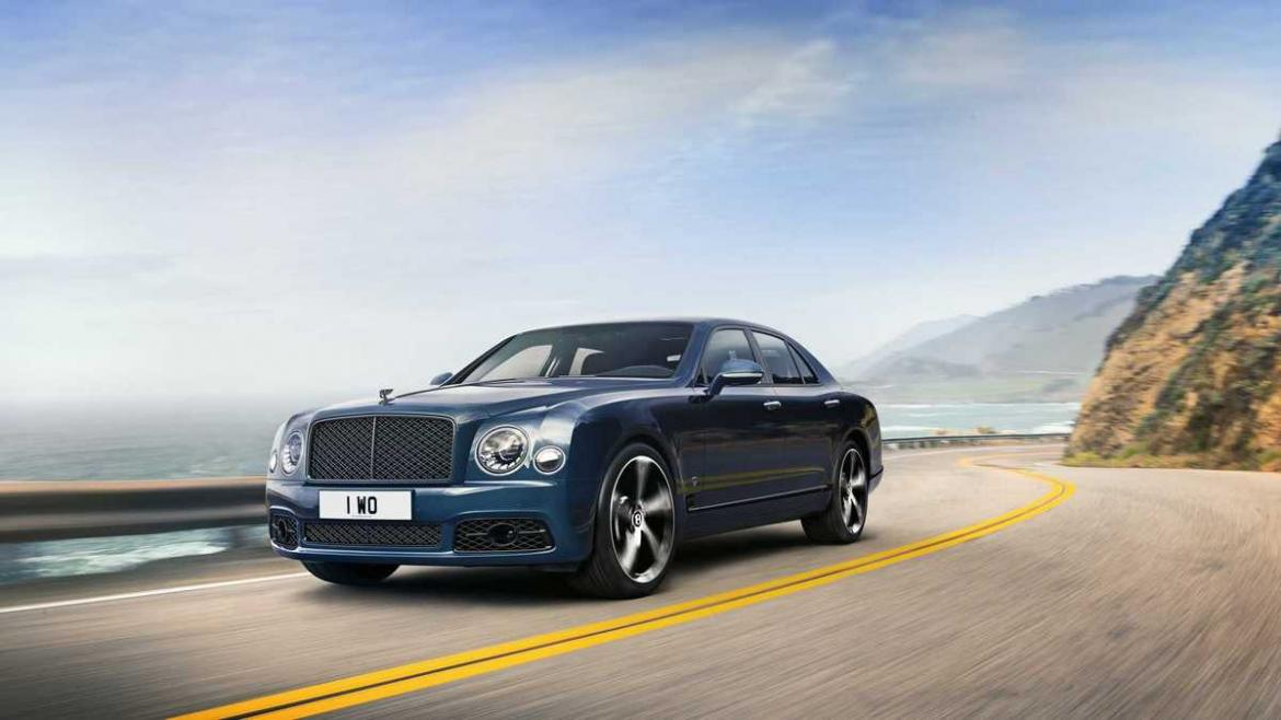 Bentley Mulsanne 6.75 Edition marks the end of the flagship luxury sedan -