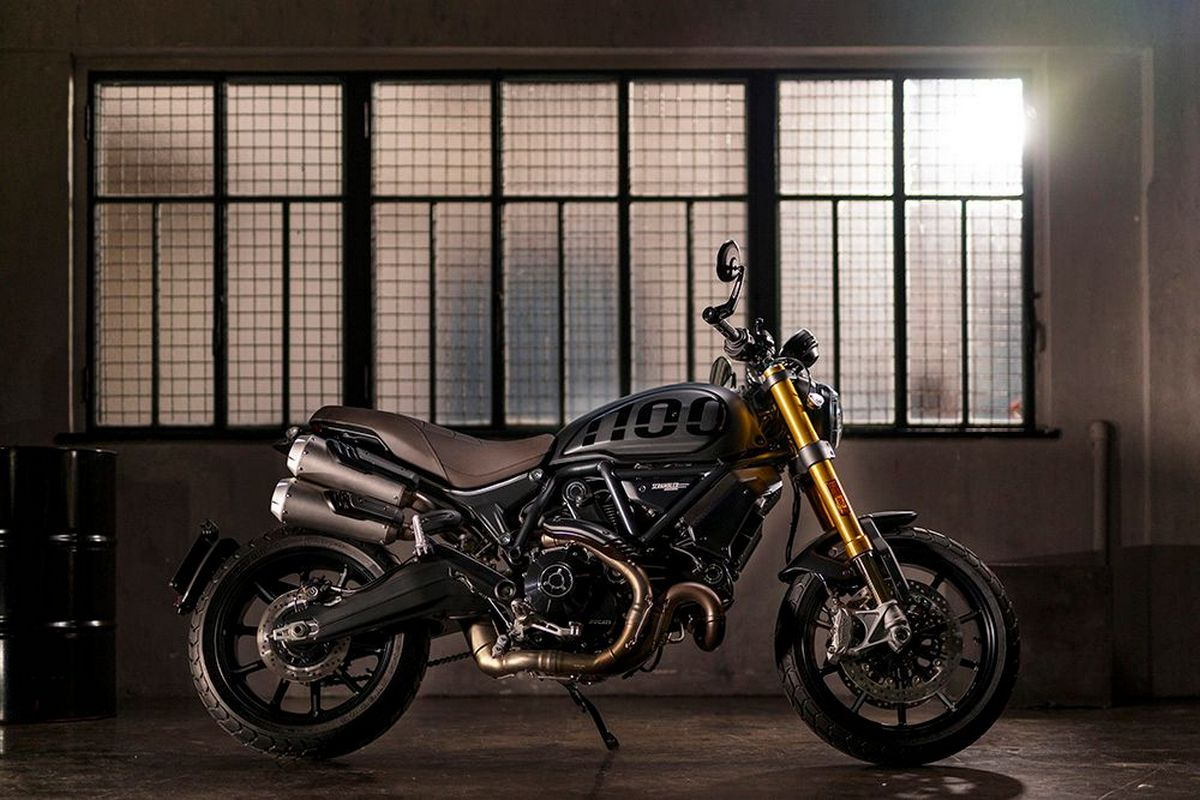 Ducati refreshes the Scrambler range with the new Scrambler 1100 Pro and 1100 Sport Pro