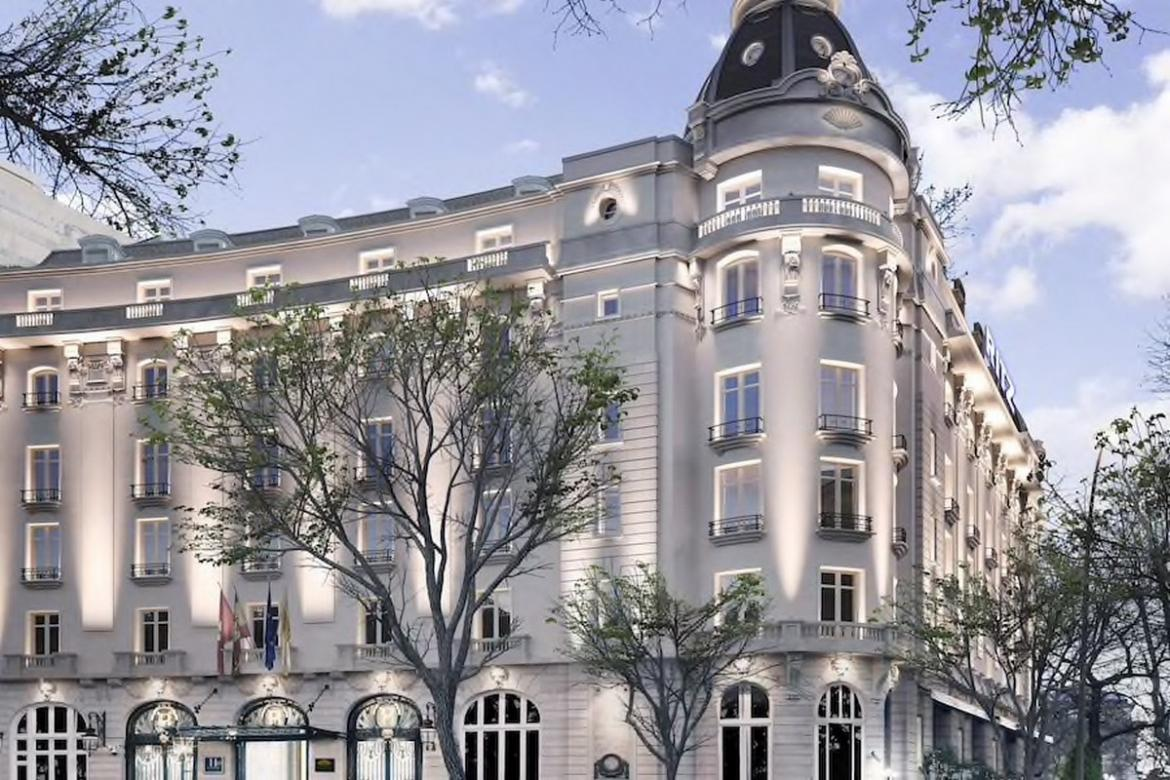 Rebirth of an icon - The Mandarin Oriental Ritz, Madrid to open doors in the summer of 2020 -