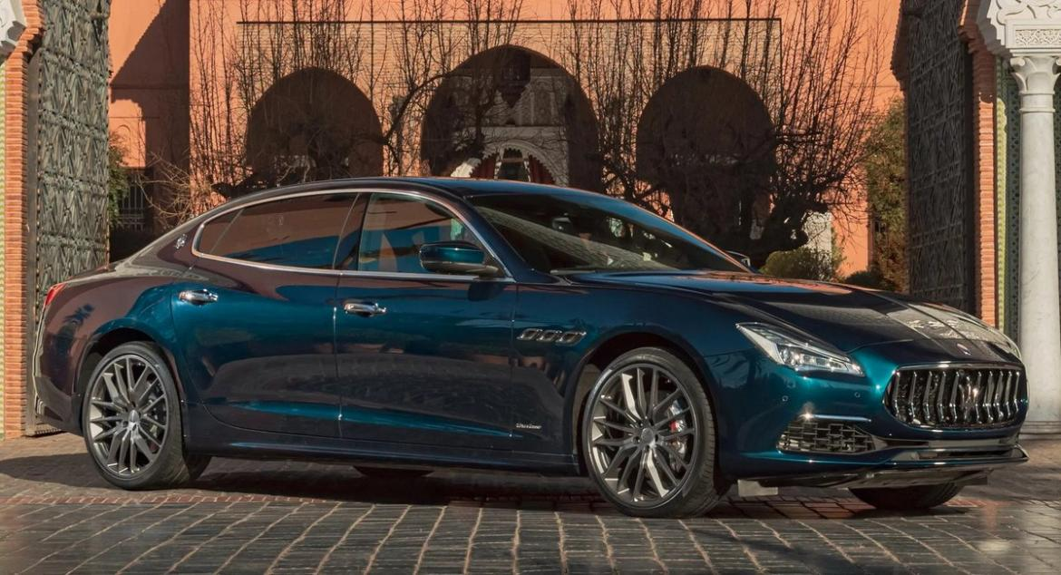 Maserati has brought back the Royal nameplate for a limited-run special series -