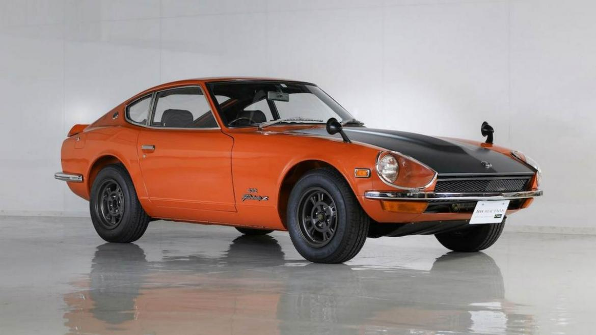 Ultra rare Nissan Z creates history after auctioned for a staggering $800,000 -