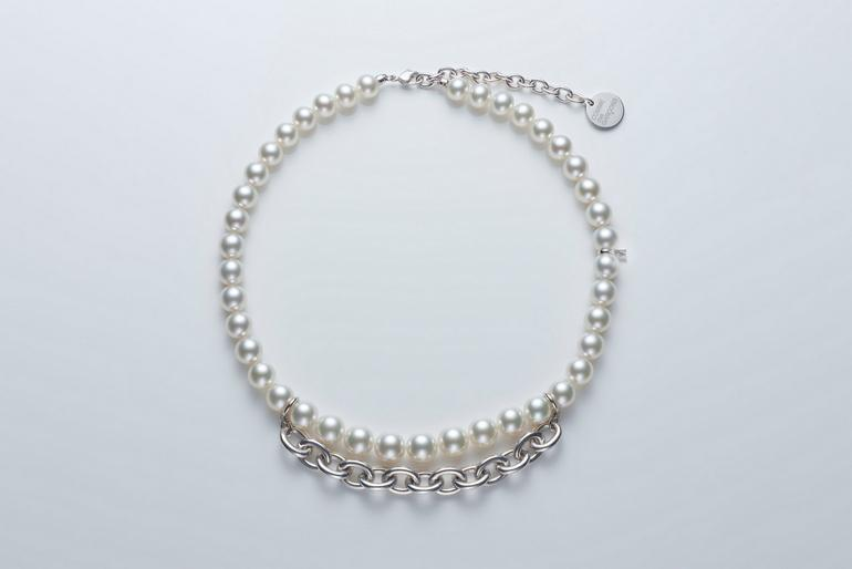 Mikimoto Collaborates With Comme Des Gar 231 Ons For A