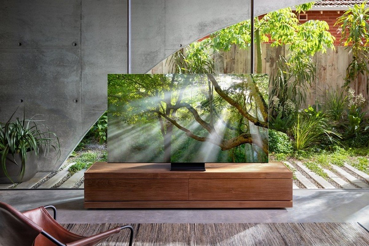 Samsung's newest 8K TV is so stunning that you will want to buy one right away