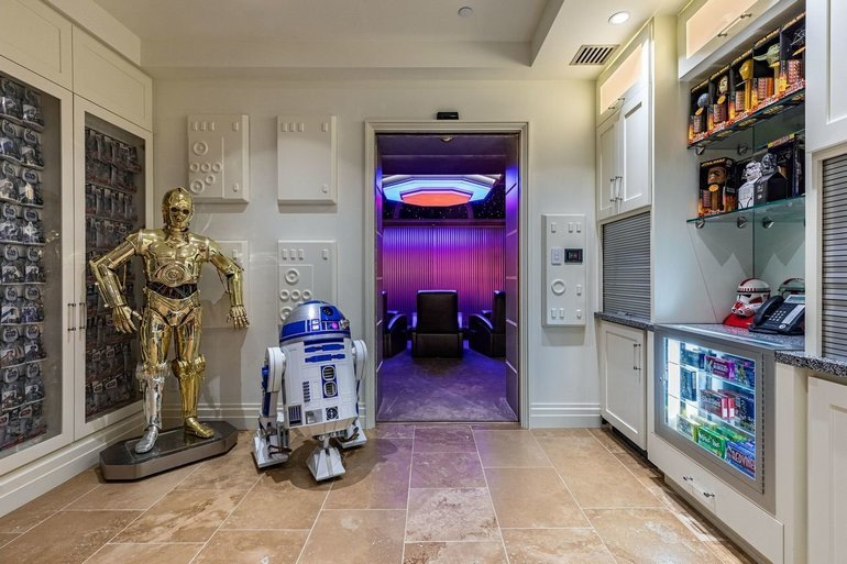 Star Wars Mansion - 9