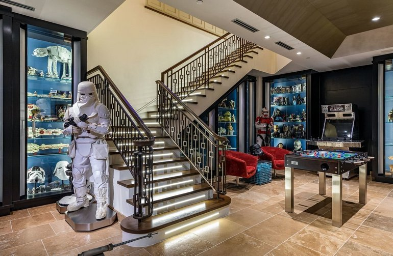 Star Wars mansion - 6