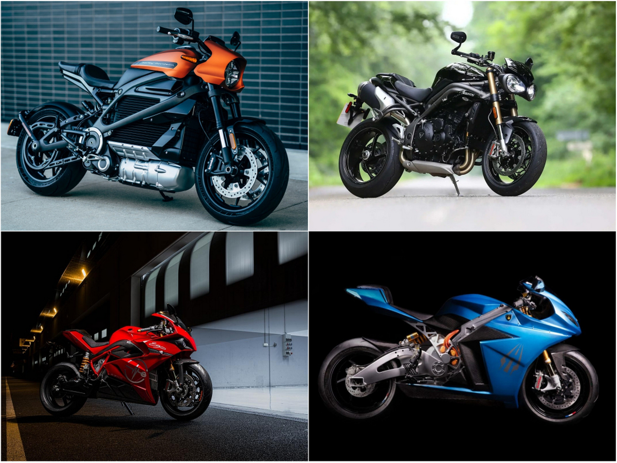 From Honda to Harley - These are the 5 most anticipated Electric Motorcycles for this decade : Luxurylaunches