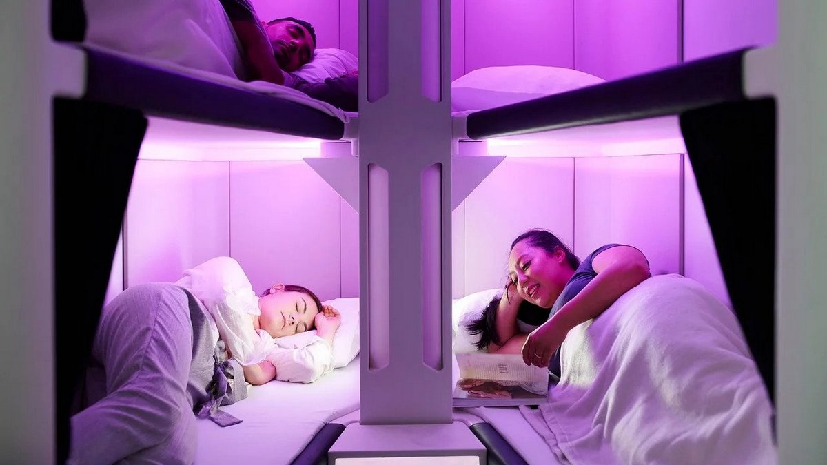 Why fly business? These airlines offer next level comfort on economy class