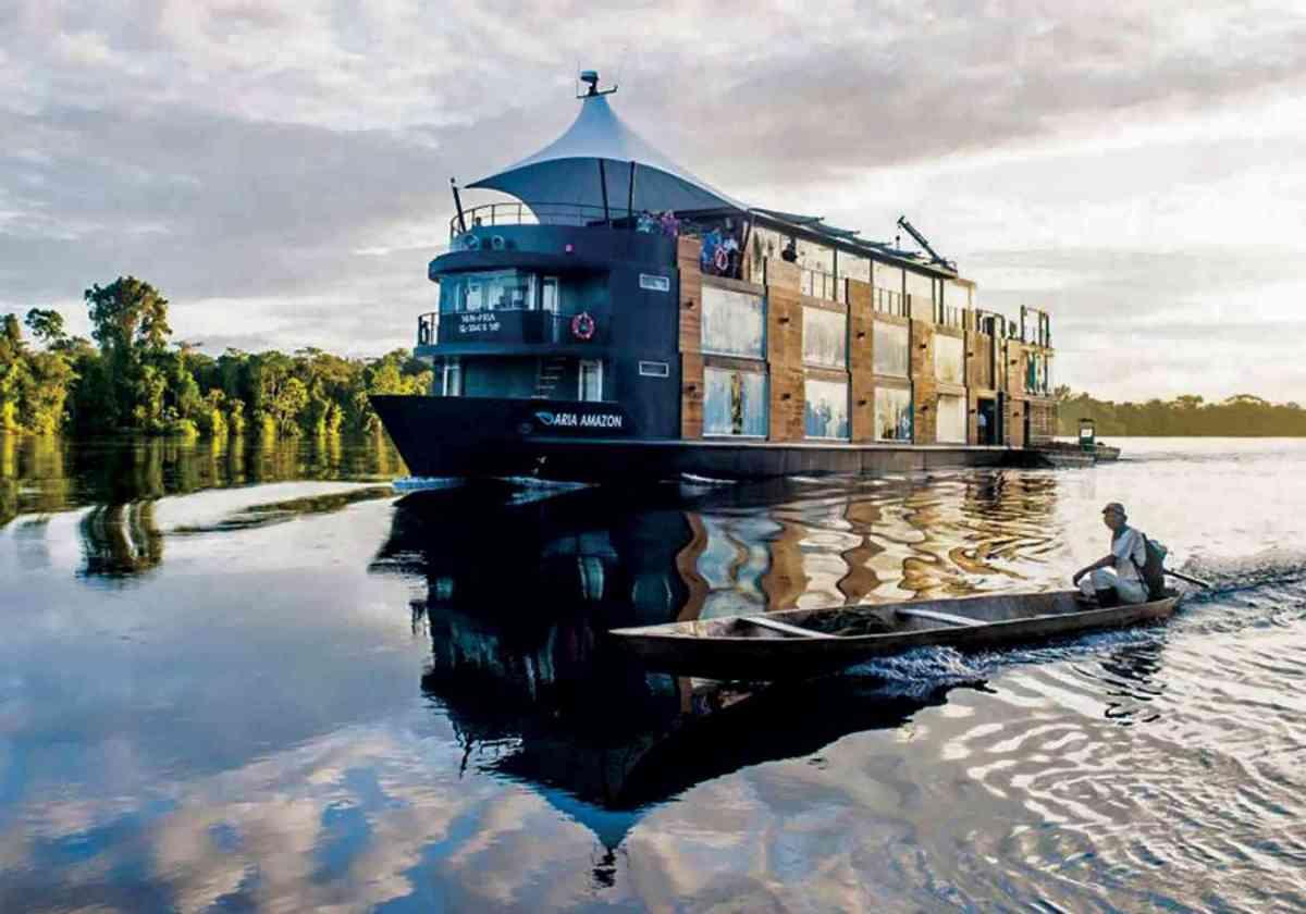 Why Cruising On The Amazon Should Be On Your Bucket List : Luxurylaunches