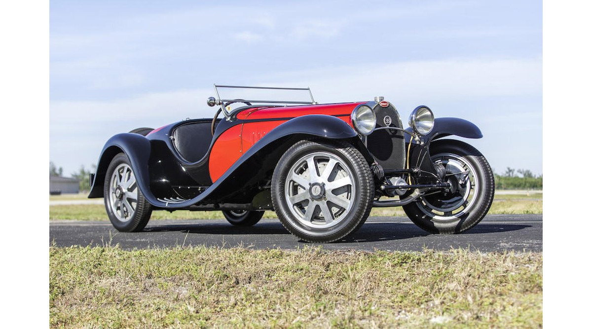 This ultra 1931 Bugatti Roadster can fetch $14 million at auction : Luxurylaunches