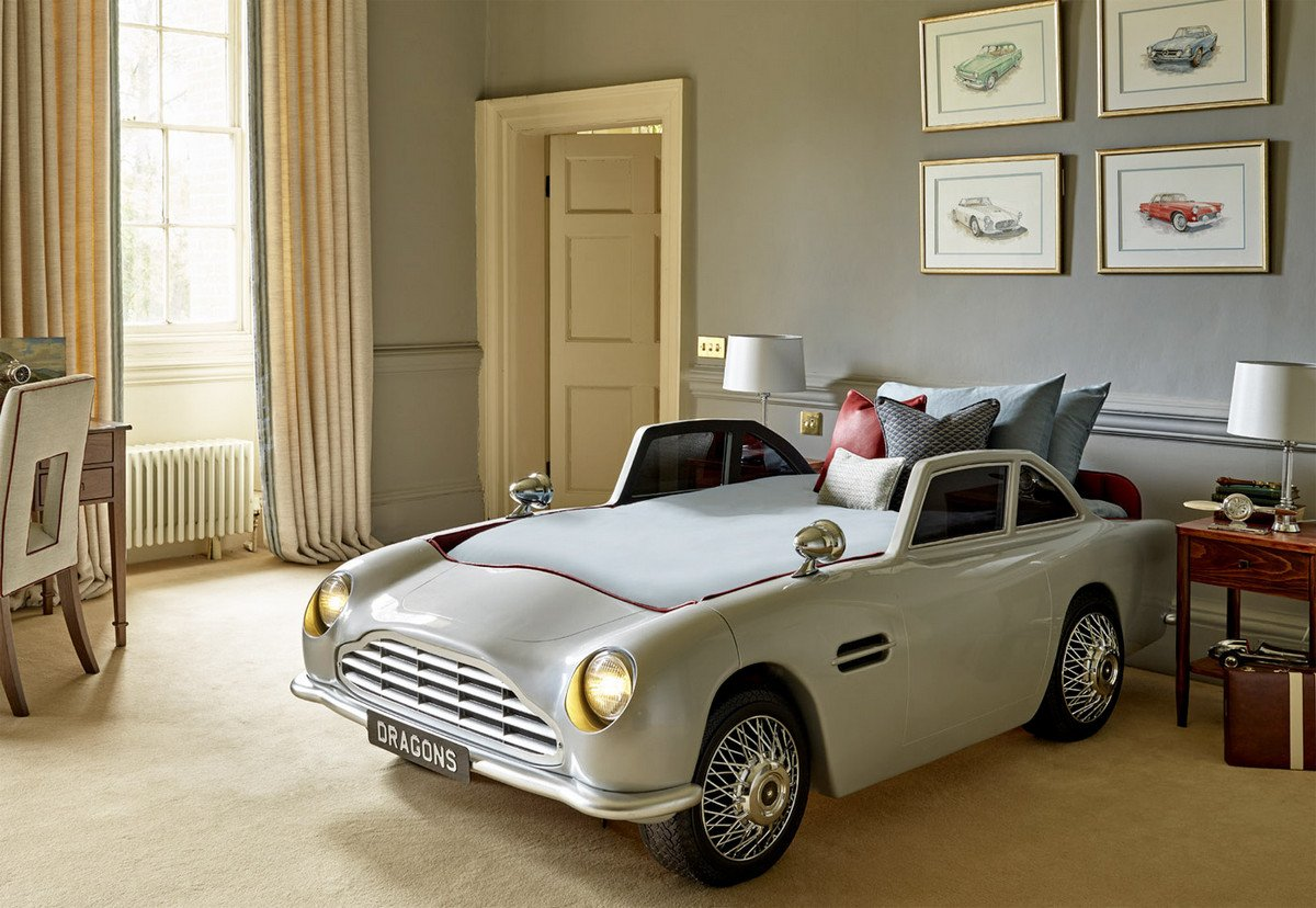 Flipboard: A bespoke bed for junior that is inspired by ...
