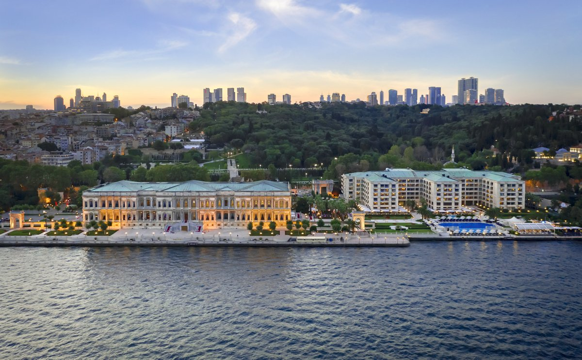 Review: Ciragan Palace Kempinski Istanbul, where you're spoiled like a Sultan(a) : Luxurylaunches