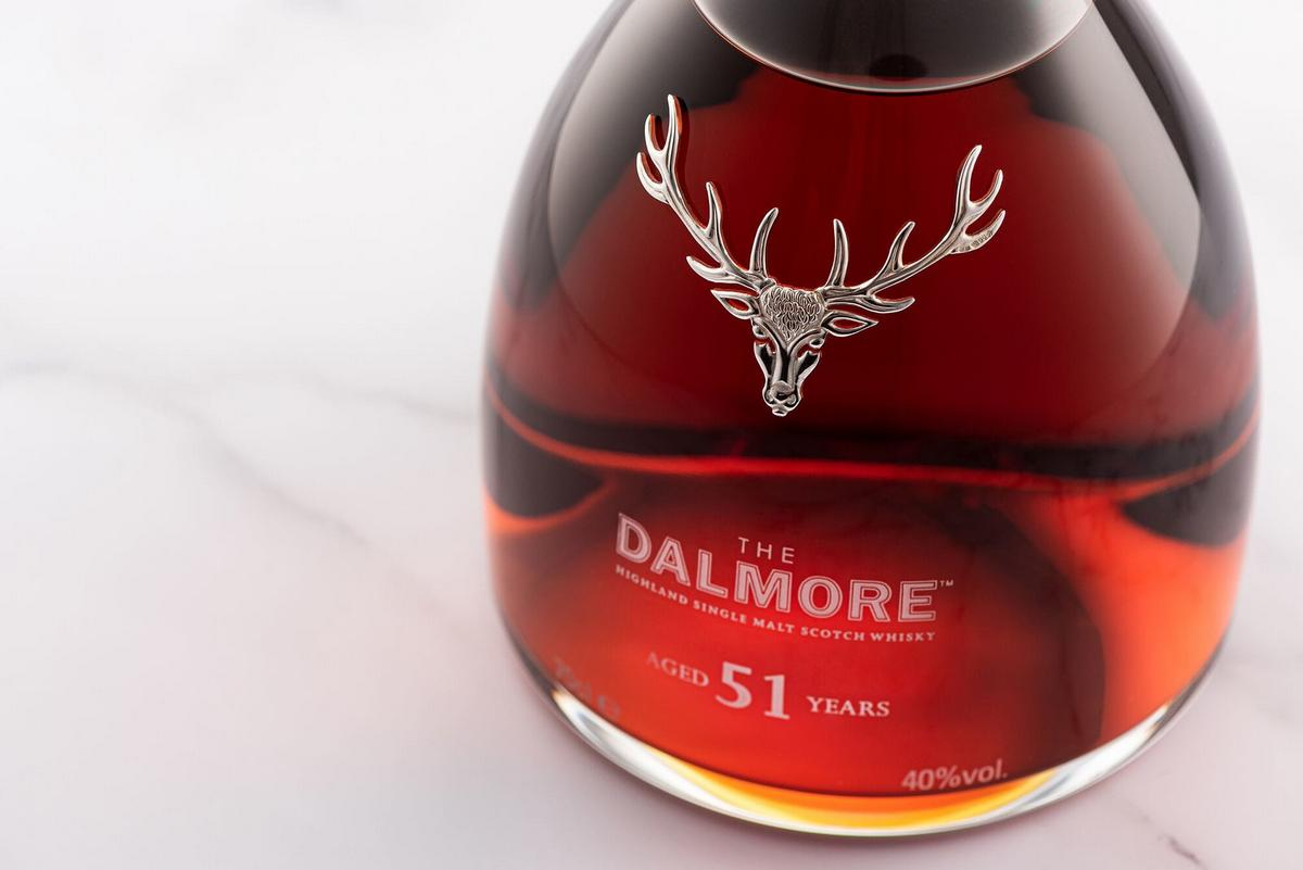 Dalmore has unveiled a whiskey so rare that one bottle costs more than a Tesla car : Luxurylaunches