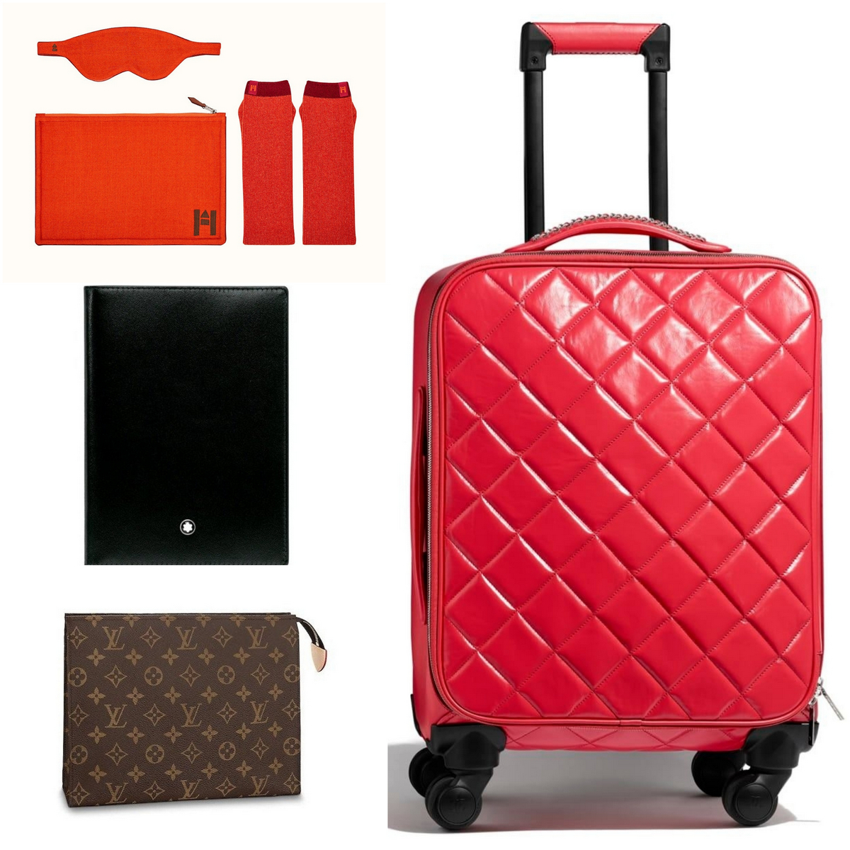 Hey girl boss! Here are some luxe travel accessories for first-class and beyond : Luxurylaunches