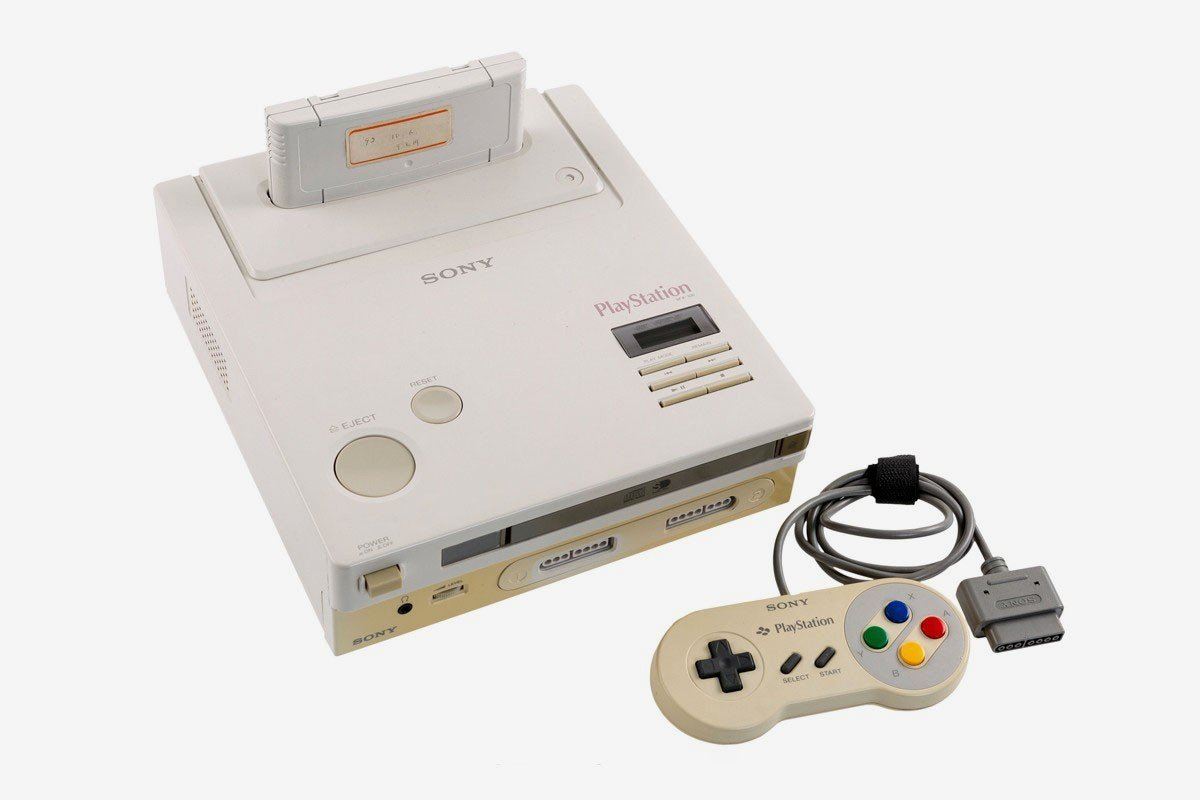 """This ultra-rare Nintendo x Sony """"Playstation"""" prototype can fetch a whopping $350k at auction : Luxurylaunches"""