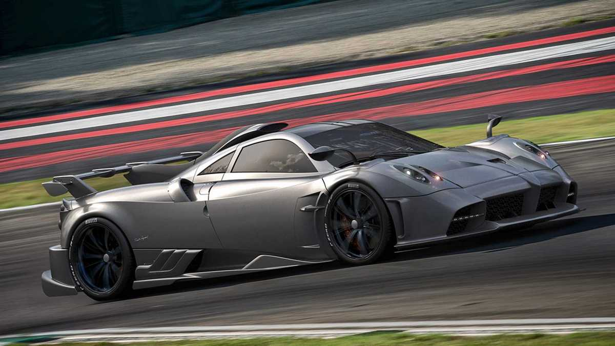 The $5.4 million Pagani Huayra Imola is an ultra-exclusive hypercar with 827HP on tap