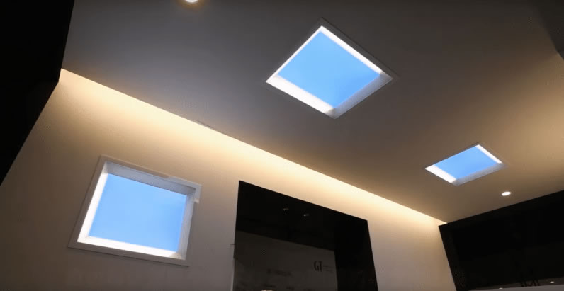 Mitsubishi newest LED costs $6,800 and it simulates sunlight : Luxurylaunches