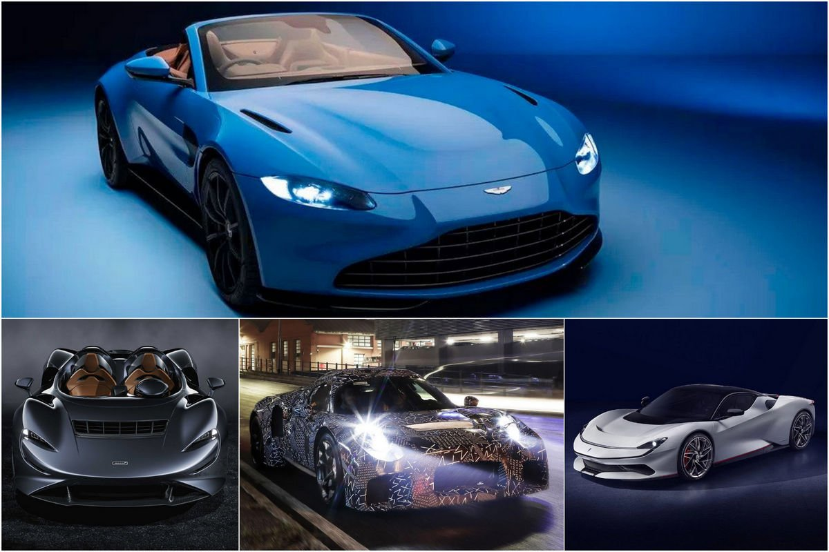 Here are the 7 most anticipated luxury cars of 2020 : Luxurylaunches