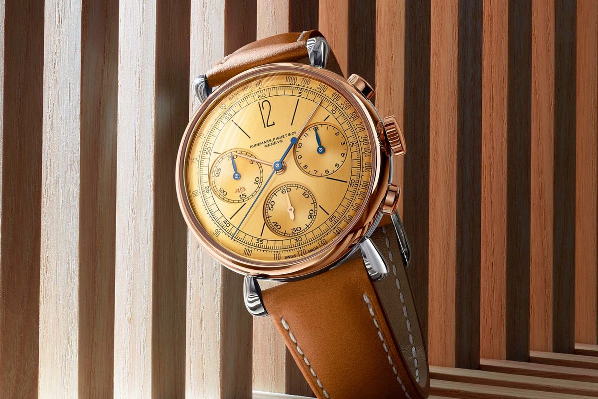 The Audemars Piguet [Re]master01 Selfwinding Chronograph is a modernized interpretation of one of the rarest and iconic AP chronographs : Luxurylaunches
