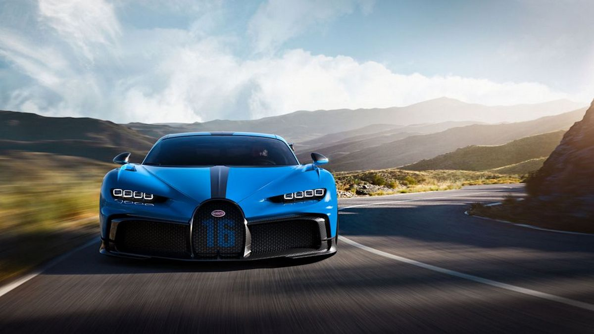 The coolest special edition Bugatti Chirons ever made