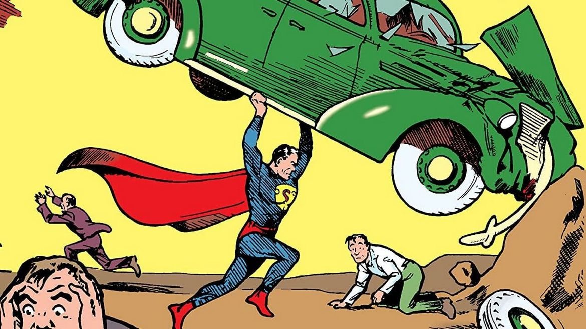 The holy grail for collectors - Sotheby's is auctioning 40,000 rare DC comics : Luxurylaunches