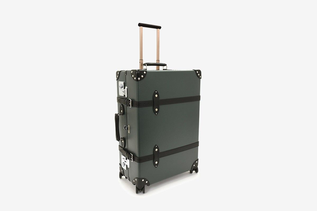Pack up and travel like 007 with Globe-Trotters 'James Bond: No Time to Die' suitcase collection : Luxurylaunches