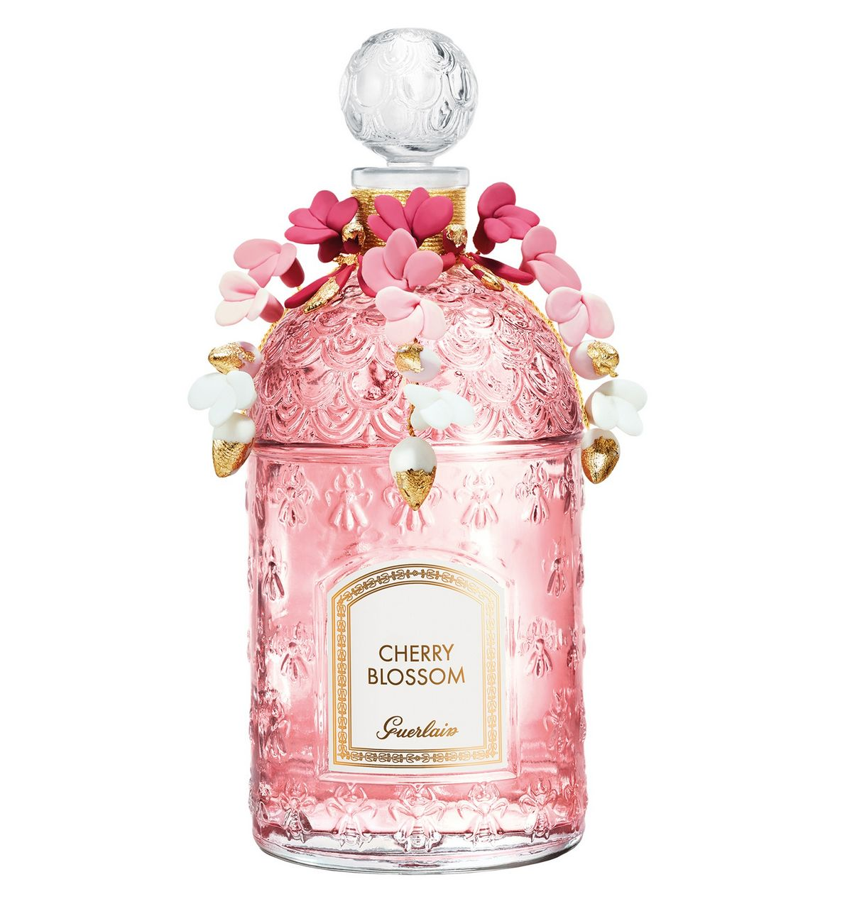 Could the Guerlain Cherry Blossom 2020 Millésime be the most attractive perfume ever? : Luxurylaunches