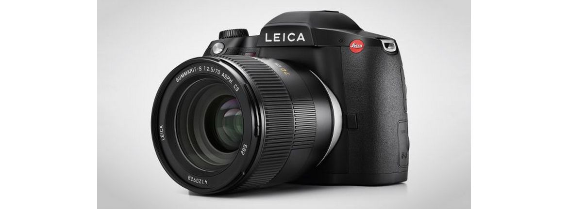 The $19,000 Leica S3 medium-format DSLR offers 64MP sensor and 4K video : Luxurylaunches