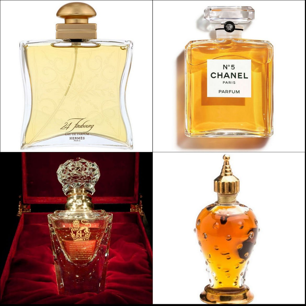 Here are the 5 most expensive perfumes in the world for 2020 : Luxurylaunches