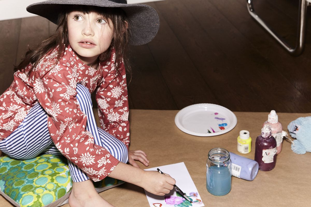 Fancy Burberry and Stella McCartney for your little ones? Selfridges has launched a pre-loved luxury childrenswear pop-up space : Luxurylaunches