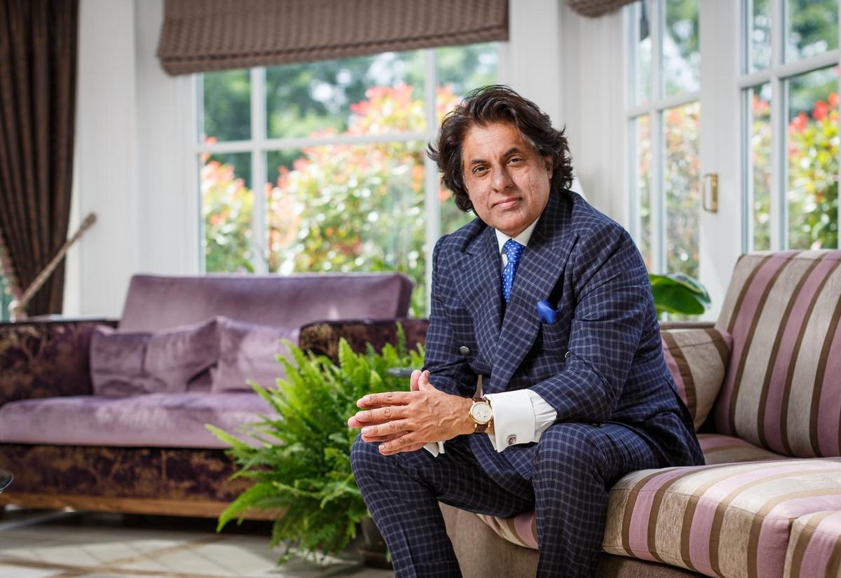 Billionaire Tech Entrepreneur Tej Kohli Invests In Biotechnology Company 'Detraxi' : Luxurylaunches