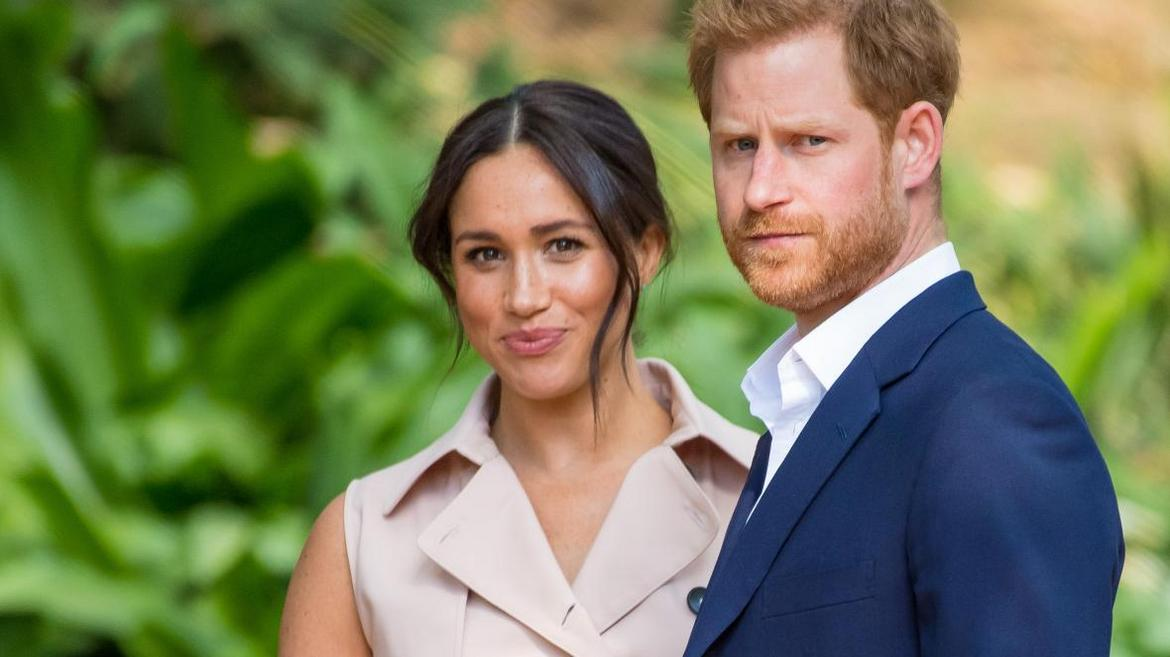 The first photograph of Prince Harry and Meghan Markle in their new LA home could fetch up to $100,000 : Luxurylaunches