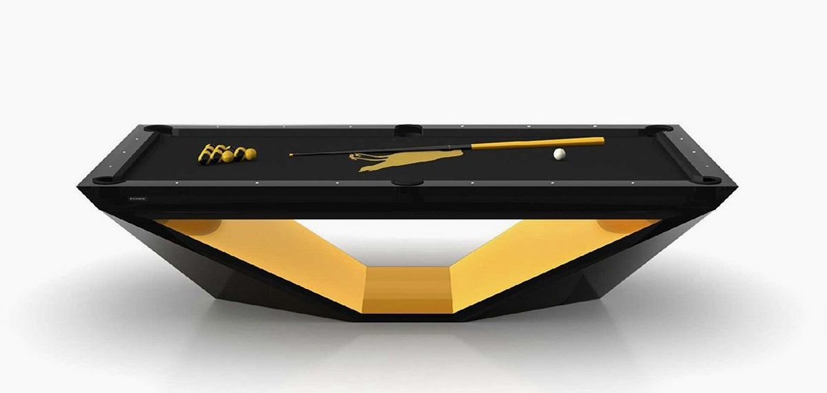 The coolest pool tables in the world