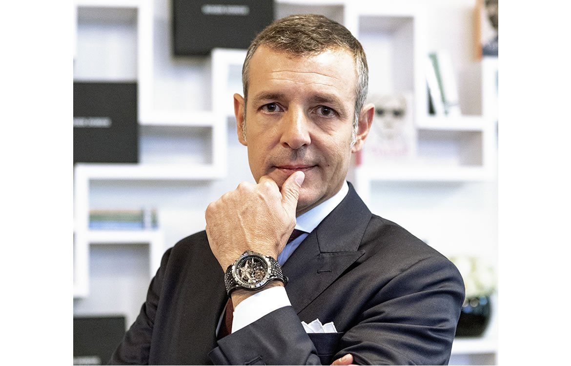 Nicola Andreatta – CEO of Roger Dubuis speaks to Luxurylaunches