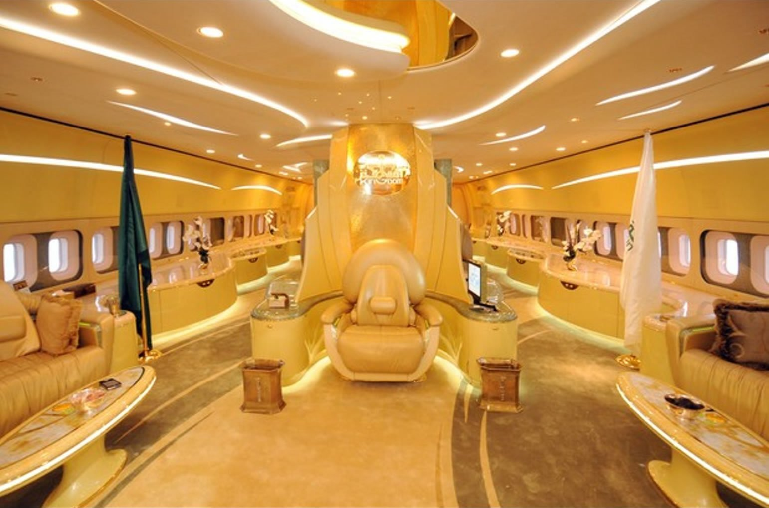 These are the biggest and most luxurious private jets ever